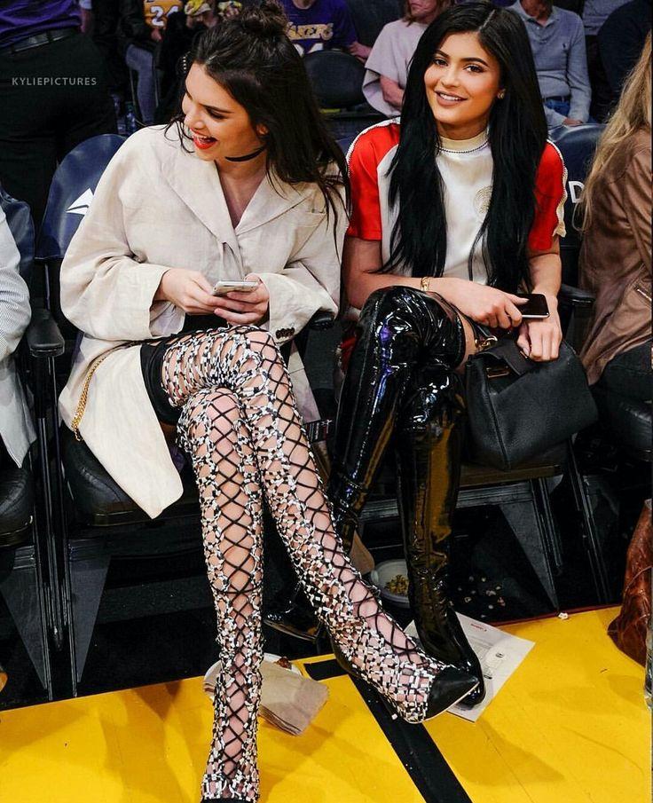 Style Inspo ♥ Kendall Jenner + Kylie Jenner