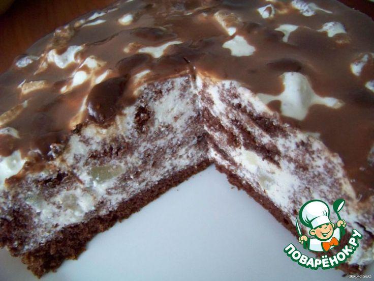 """Торт """"Штучная работа"""" - кулинарный рецепт"""