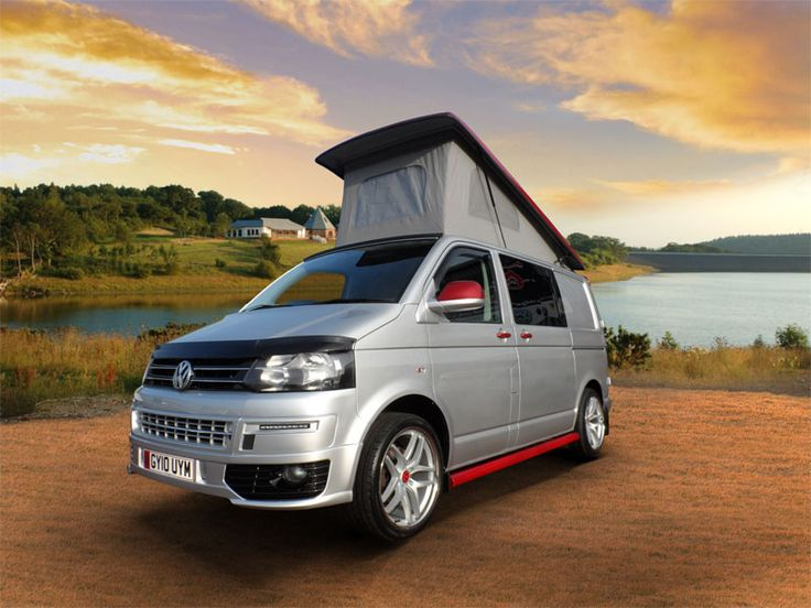 T5 Campervans for hire