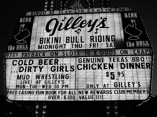 Been here!! Mickey Gilley 's country western nightclub was just outside Houston in Pasadena, Texas.