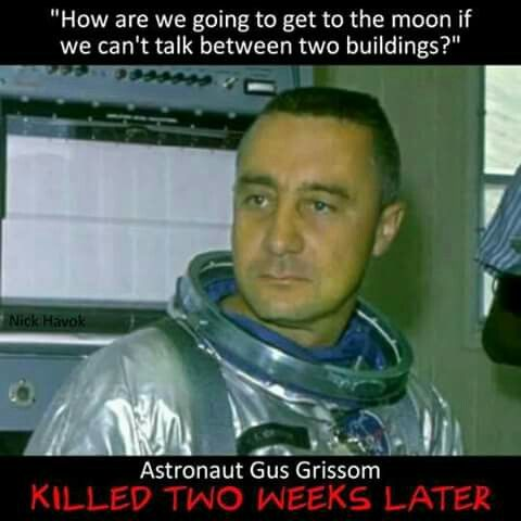 The brave guy even put the biggest lemon he could find (from his own lemon tree) on top of the lunar lander module to show his disdain. After that stunt, he was considered a threat to the space project of (pretending) to put men on the moon!. America never put any men on the moon because of the lethal Van Allen radiation belts. They exploded an Atomic Bomb in space to hopefully clear a path, but made a third lethal radiation belt instead. It's all fake!.