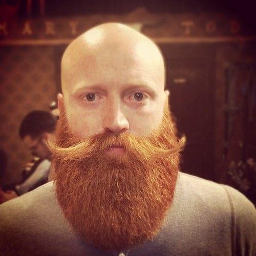 elizabethan beard   Beard and Around   Beard love, Bald ...