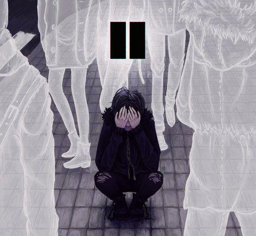Sad Girl Crying Wallpaper Imagem De Boy Sad And Ajgiel Mau 3 Art Drawings Y