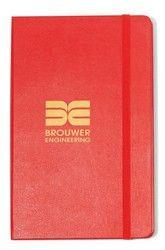 Moleskine 5 x 8.25 Hard Cover Ruled Large Notebook SALE Colors: Black, white, red, oxide green, brilliant violet