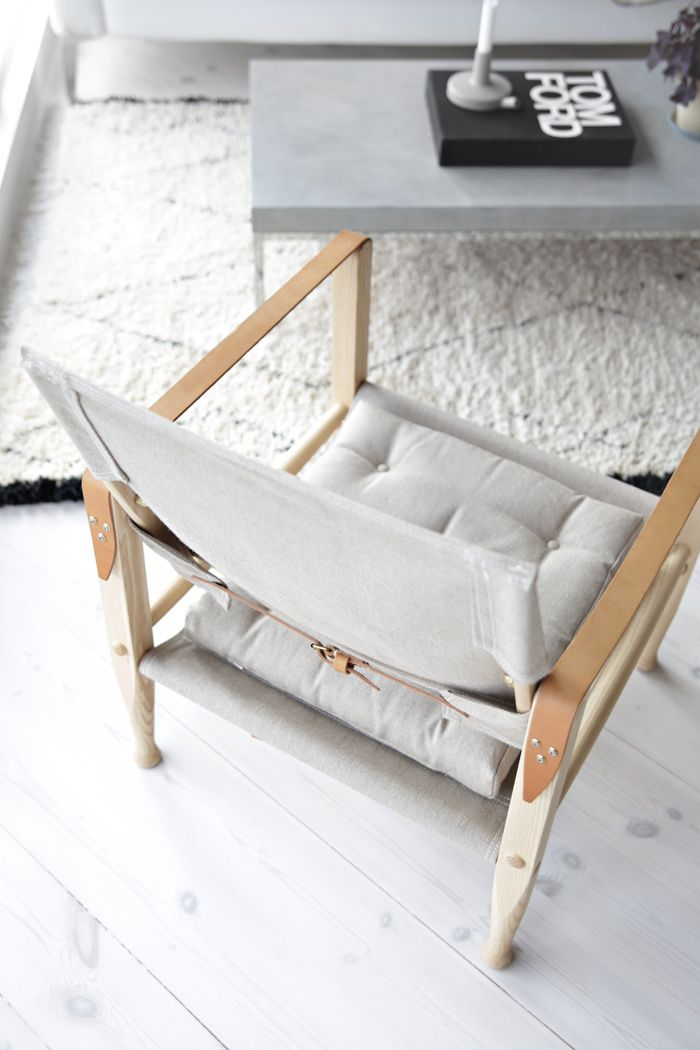 AT HOME IN NORWAY. Show us how Carl Hansen & Søn design classics shape your living spaces #globalhomes