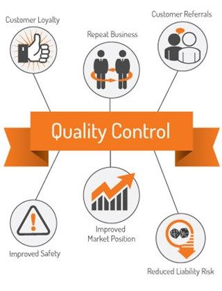 Amazing benefits about By using Level of quality Handle through Developing