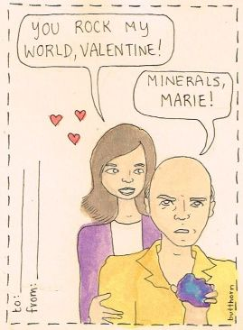Minerals Breaking Bad Valentine S Day Cards