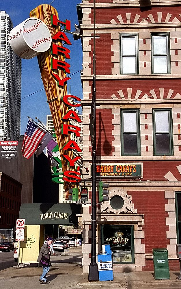 """Chicago - Harry Caray's Restaurant """"Holy Cow"""" 