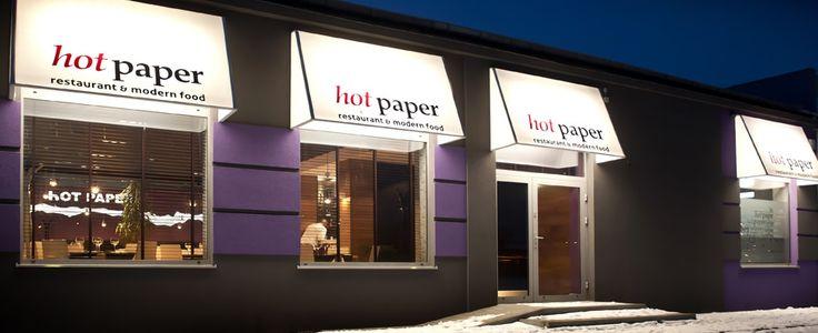 Hotpaper Restauracja Tczew