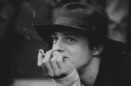 Peter Doherty, The Libertines, Babyshambles, Black and White.