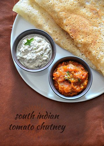 Quick Easy Indian Chutney Recipes Under 30 Mins-for Idli, Dosa, Rice, Vadai