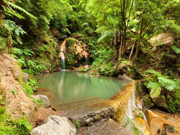 These Natural Infinity Pools Make Swimming Pools Look Tame - Condé Nast Traveler