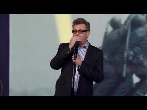 Greg Proops -- Alarm Clock (The Decline of the American Empire - CBC teaser)