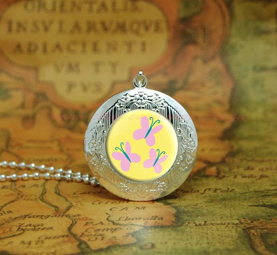 25 best harry potter mlp images on pinterest ponies pony and my my little pony fluttershy cutie mark mlp pendant locket by peegu 1300 mozeypictures Gallery