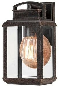 Byron – One Light Small Outdoor Wall Lantern