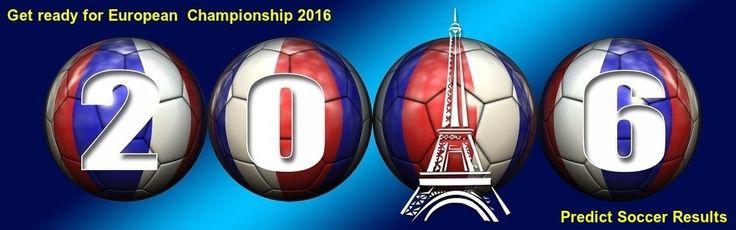 Predict+2016+European+Championship's+soccer+results