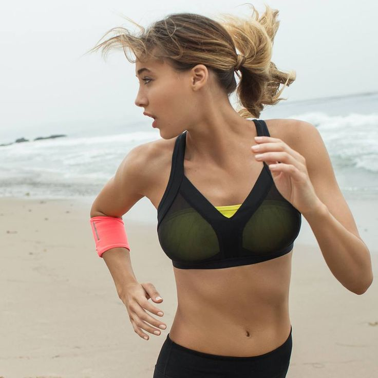 Joliet High Impact Bra - A high impact sports bra that will make an impact.