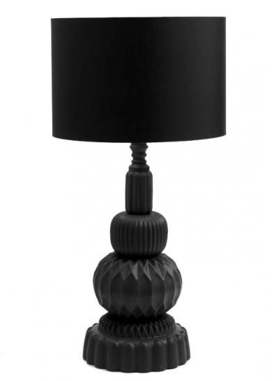 Finnsdottir - Bigbigfoot - h�ndlavet keramiklampe fra Finnsdottir