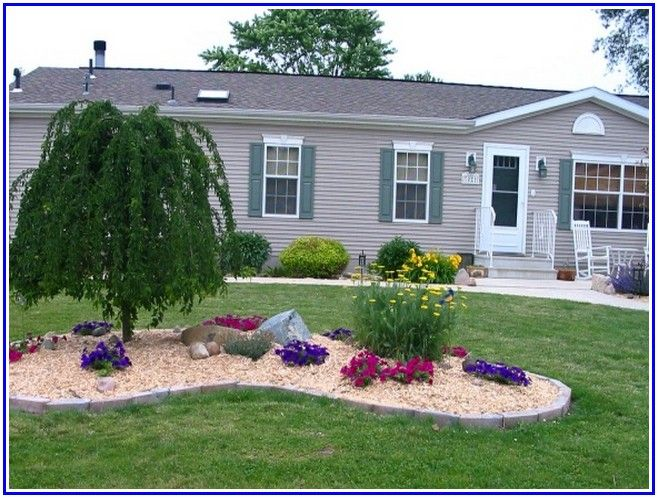 Landscaping Mobile Homes Pictures : Landscaping area ideas for mobile homes pictures