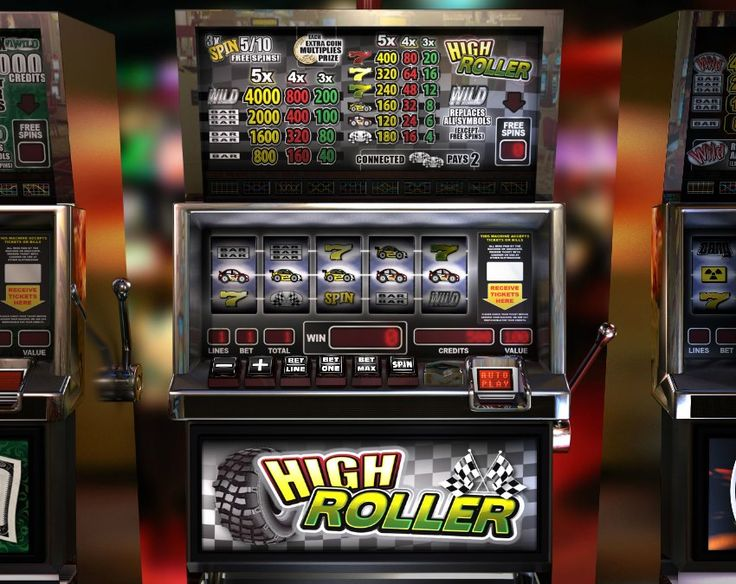 High Roller! Classic 5 reel slot! For more games register on http://casino-goldenglory.com/