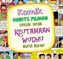 Keutamaan Wudhu - Ebook Anak