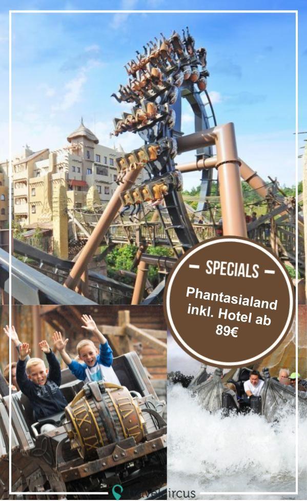 Phantasialand Phantasialand Freizeitpark Freizeitpark Deutschland