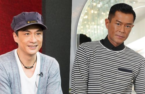 "Francis Ng portrays Louis Koo's 80-year-old father in new film, ""Shed Skin"", who suddenly becomes 10 to 20 years younger each time he sheds a layer of skin."