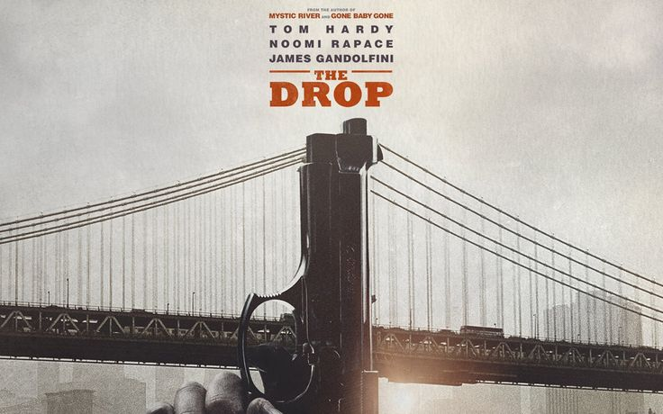 """Strong Casting In """"The Drop""""   Our Movie Talk"""