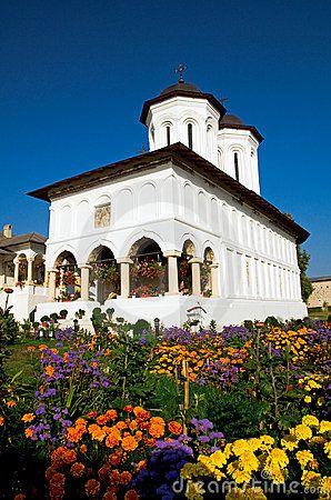 Aninoasa Monastery - Romania