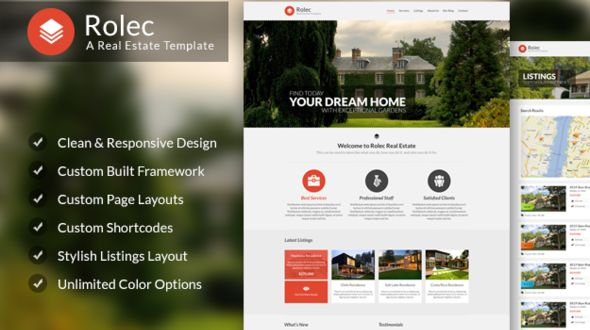 Rolec Real estate preview
