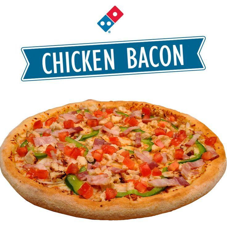 Pizza Chicken Bacon