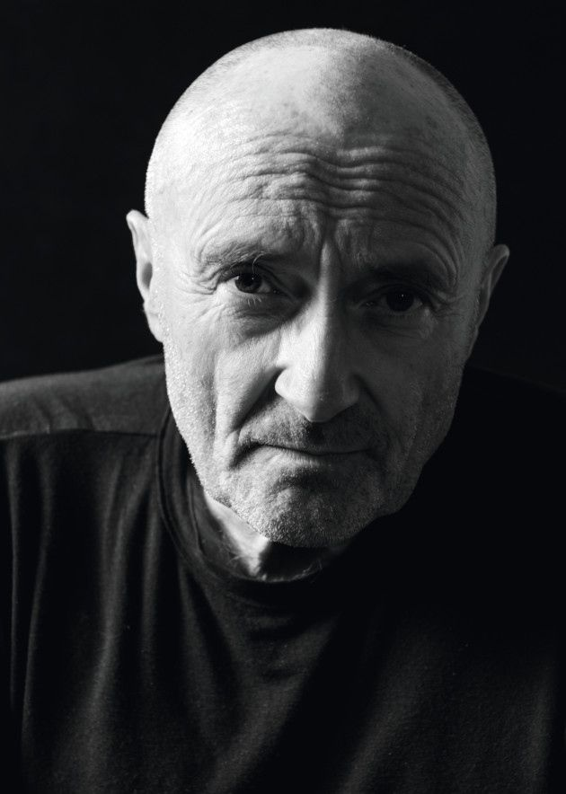 Phil Collins (1951) English singer, songwriter, multi