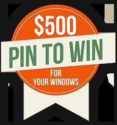 Win a $500.00 gift certificate for Bali Shades. The draw is random your Pinterest board will not be judged when you enter.