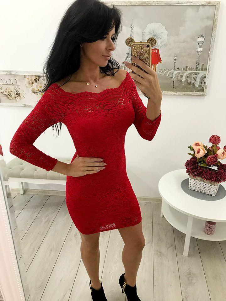 😍 BESTSELLER OSTATNICH TYGODNI 😍 Sukienka koronkowa mini 👌 ❗️Cena: 79,99 zł ❗️ Link do produktu: http://bit.ly/2wjIaA7 Stylistka Sara <3