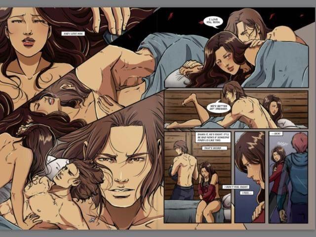 Vampire Academy #Romitri ⚔ Cabin