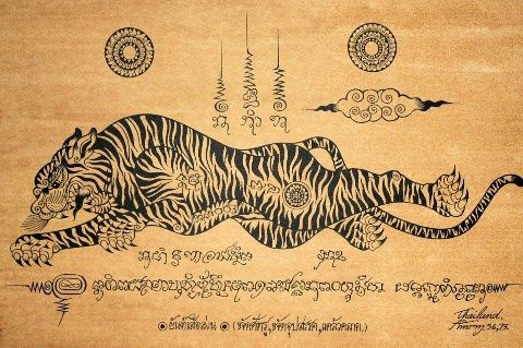 Sak Yant Designs and Meanings