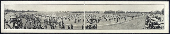 Flag Day, Ft. Sam Houston, Texas