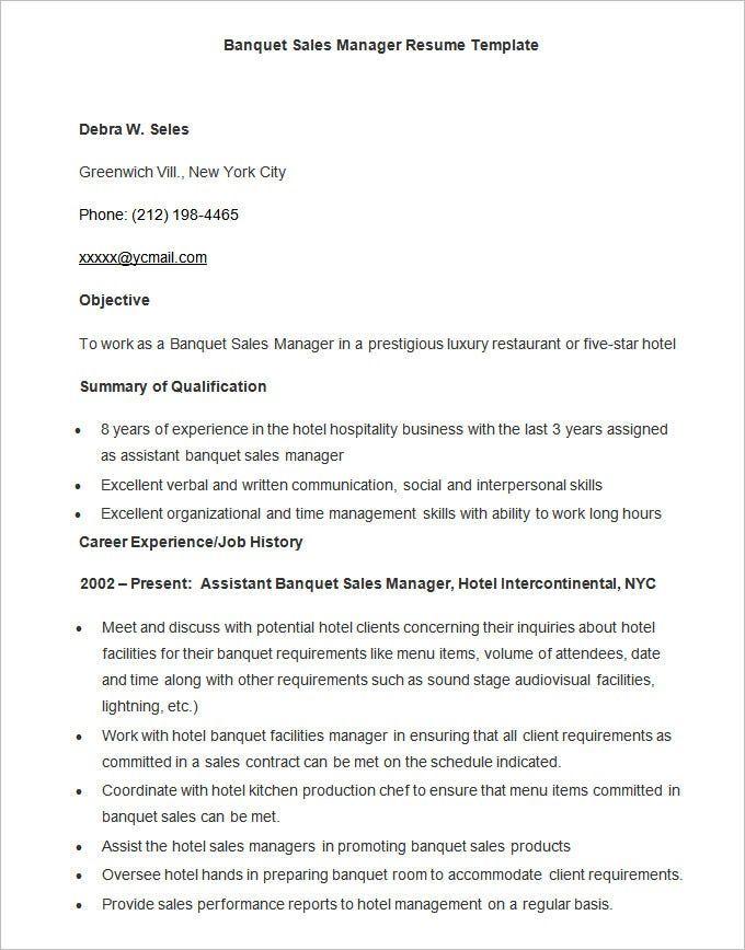 Microsoft Word Basic Resume Template from i.pinimg.com