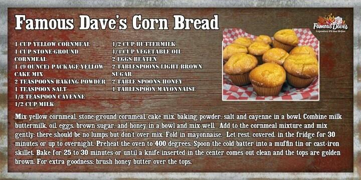 Cornbread Recipe With Cake Mix