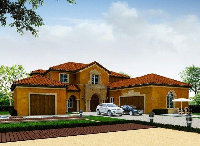 House Tuscan style  5 ห้องนอน 5ห้องน้ำ ครัวไทย ครัวฝรั่ง ห้องรับแขก  พื้นที่ใช้สอย 500 ตารางเมตร  ราคา 2,xxx,xxx  line:id-house 087-408-0860