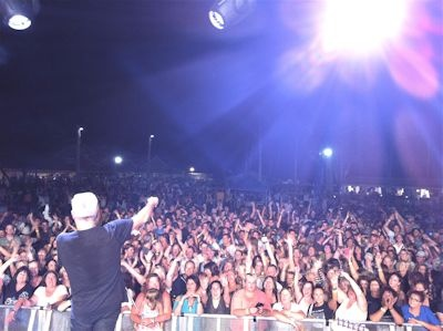 Daryl Braithwaite live in concert this year at Carnivale! #portdouglas #pdcarnivale