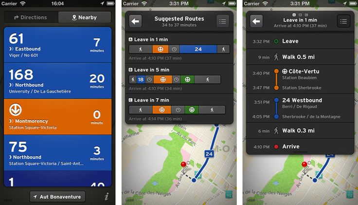The Transit App for iPhone updates with step-by-step directions, itineraries, and more | iMore.com