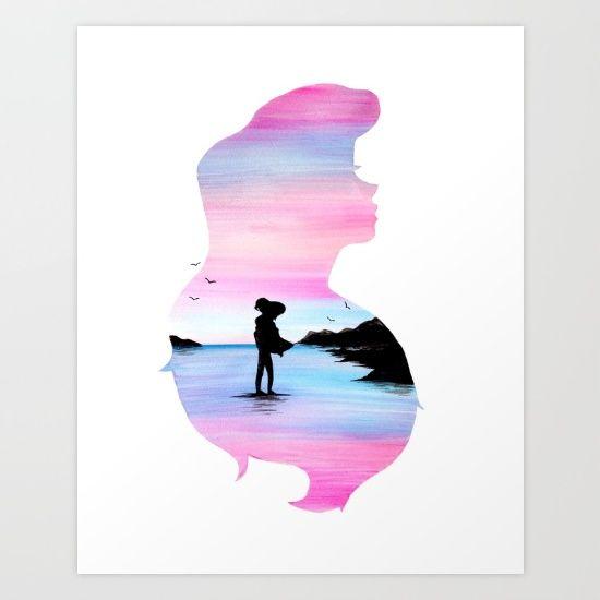 ariel ,mermaid, cartoon, princess,