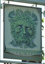 Green Man - Leverstock Green Road, Hemel Hempstead, Hertfordshire, UK.
