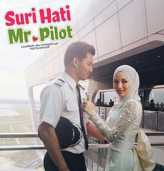 Suri Hati Mr Pilot beri kesan kepada rumahtangga akibatnya....   Dengar cerita yang drama bersiri popular Suri Hati Mr Pilot lakonan Neelofa dan Fattah Amin telah menyelamatkan rumah tangga penonton dari segi rumah tangga sepasang suami isteri.Baca lagi  Gosip