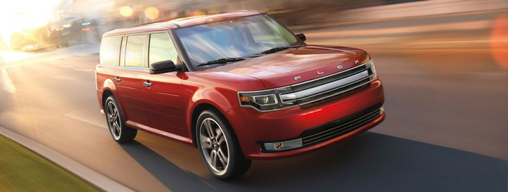 Looking at the capabilities of the #Ford Flex, it's easy to see where the versatile SUV got its name.