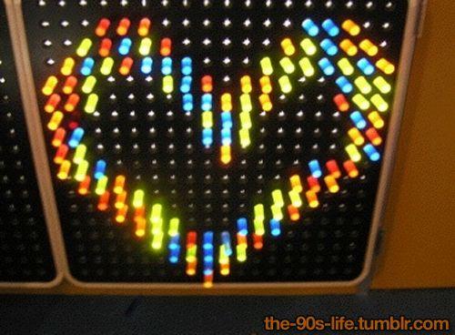 Omg I loved my Lite Bright!! Ahhh memories. <3