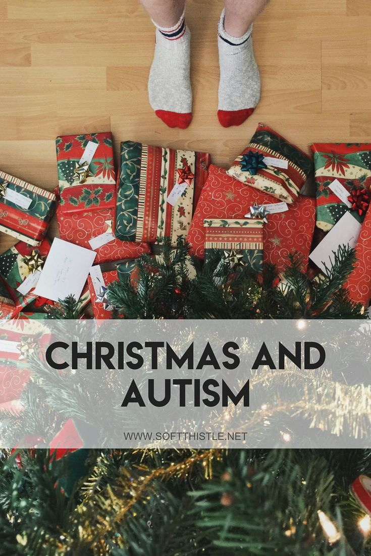 Christmas and autism isn't always easy, but it is possible!