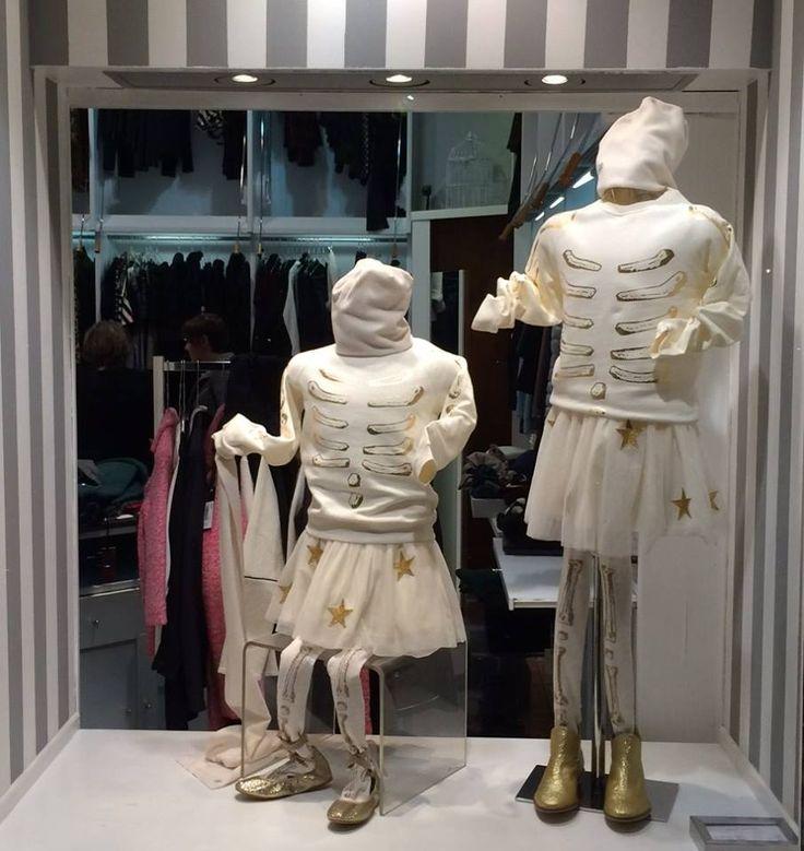 Halloween Windows Display - 2016 - Petit Monde Torino