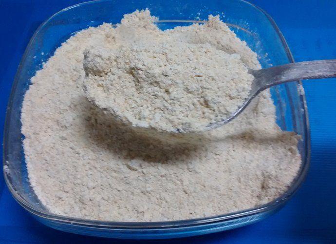 Harina tostada de garbanzos para #Mycook http://www.mycook.es/cocina/receta/harina-tostada-de-garbanzos
